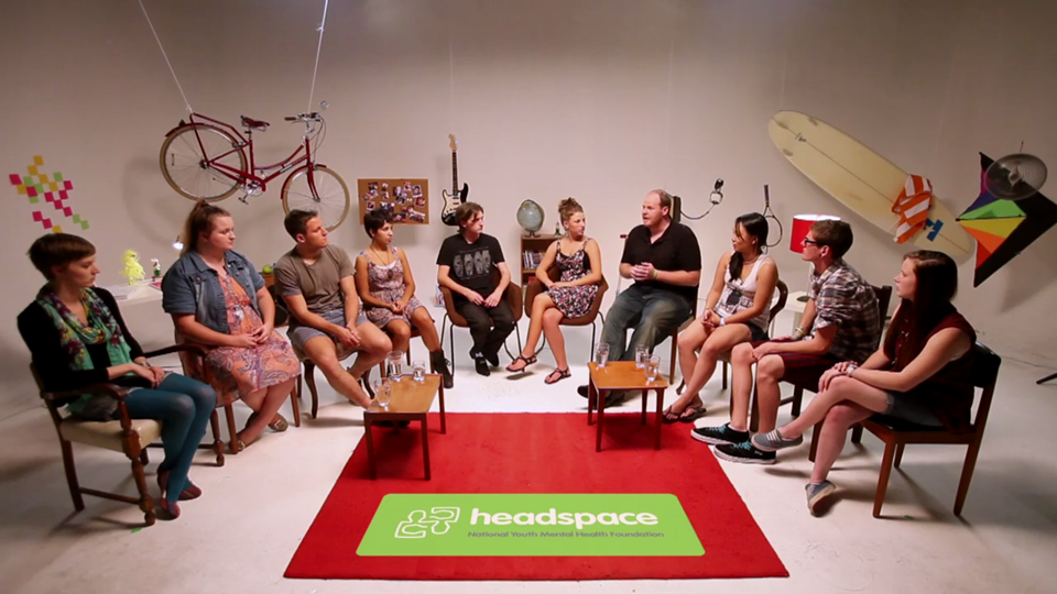 headspace – Health promotion videos for young people