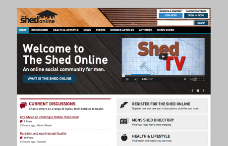 beyondblue – The Shed Online