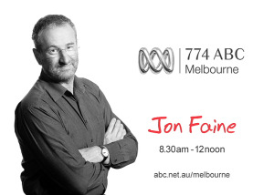 ABC 774 Jon Faine