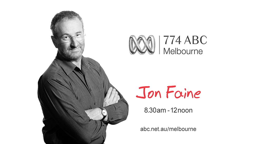 ABC 774 Jon Faine