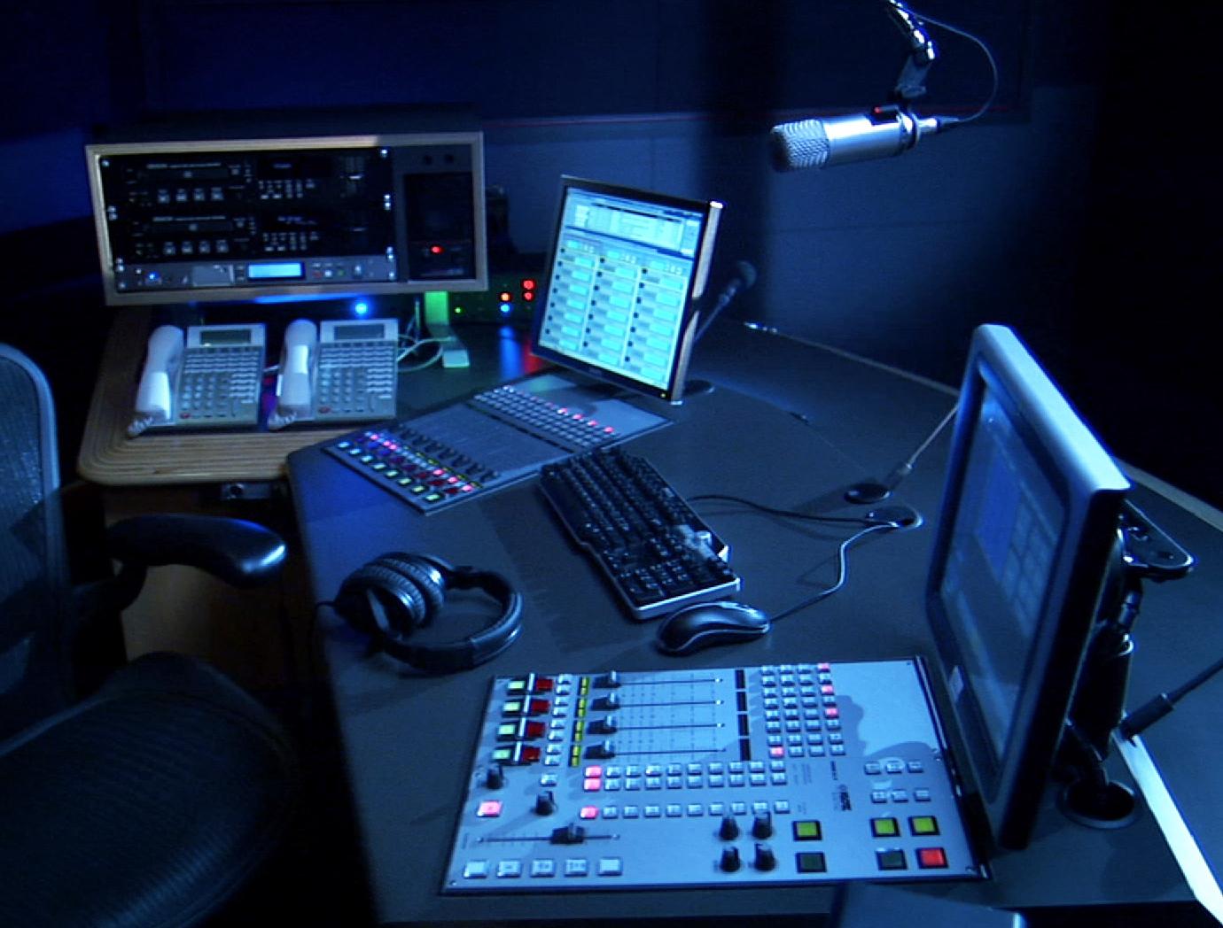 ABC Radio - The Call London 2012